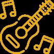 Lekcje gry na instrumencie i śpiewu
